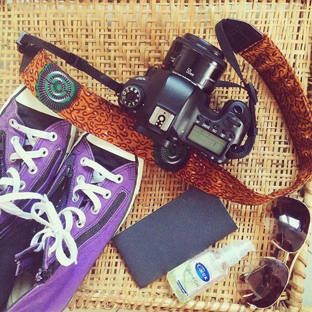 Essentials for a photowalk