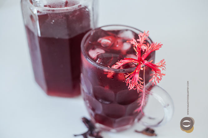 Easy to Make: Sobolo- Hibiscus & LemonGrass Iced Tea Recipe — Naa