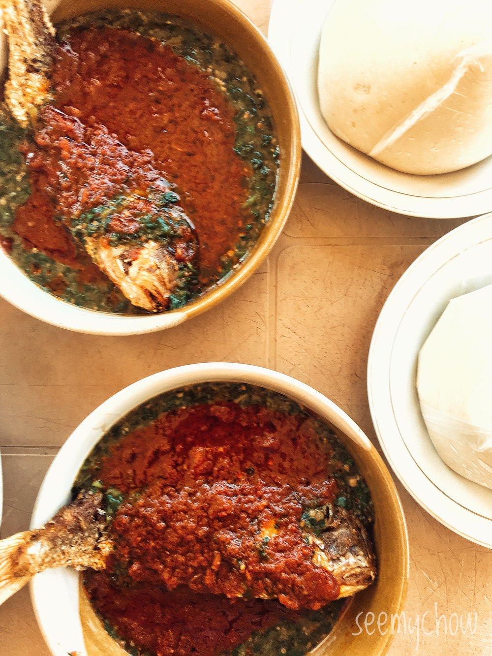 TZ and Ayoyo Soup