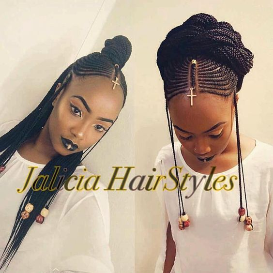 10 Fulani Cornrow Braids Styles You Should Rock Now Naa
