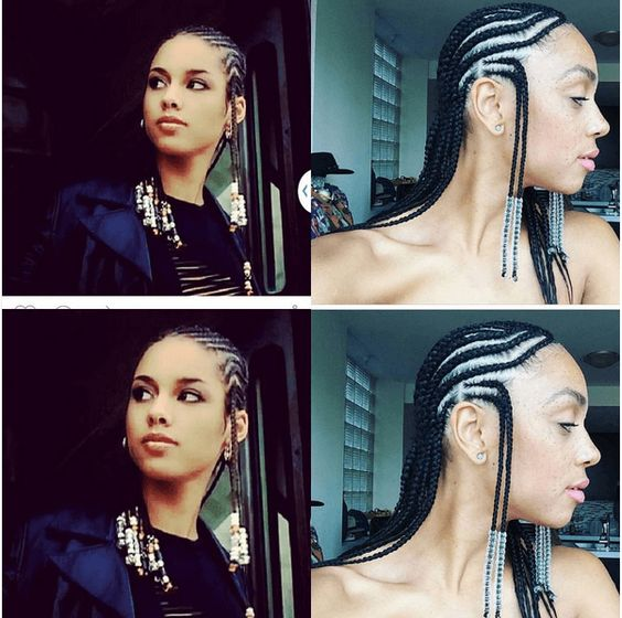 10 Fulani Cornrow Braids Styles You Should Rock Now Naa Oyoo Quartey