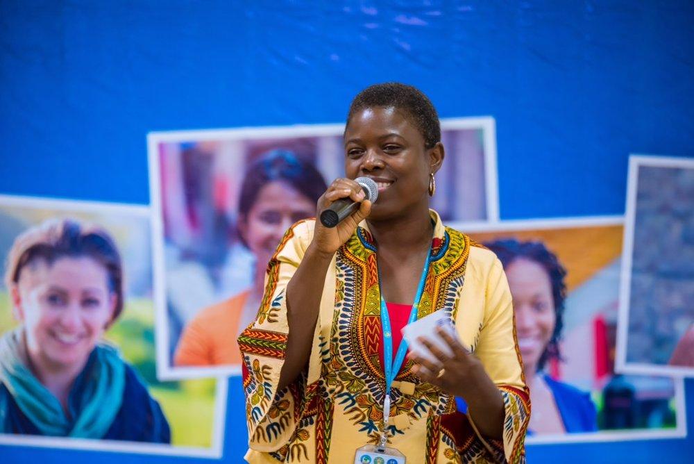 Angela Okai, Company Secretary at SCB Ghana