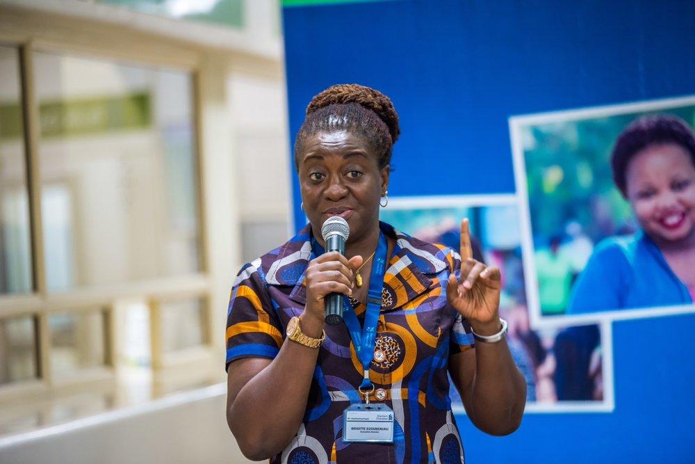 Brigette Dzogbenuku ( Photo Credit: Adom Yeboah)