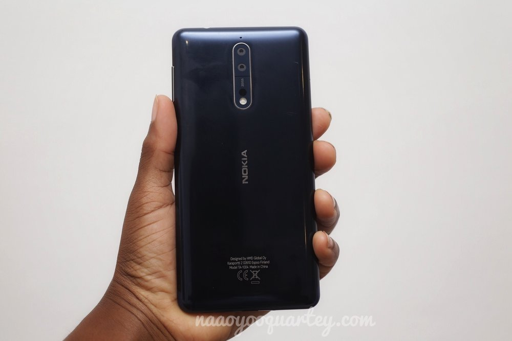 Nokia 8 Dual Camera for Bothies