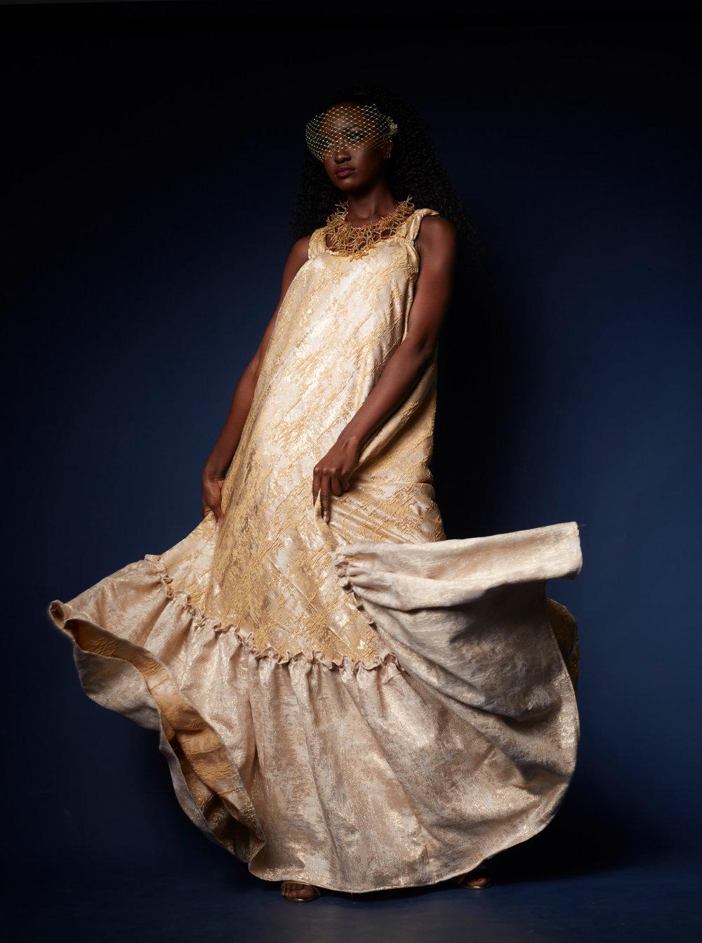 MOD - Tatiana Maxi Dress