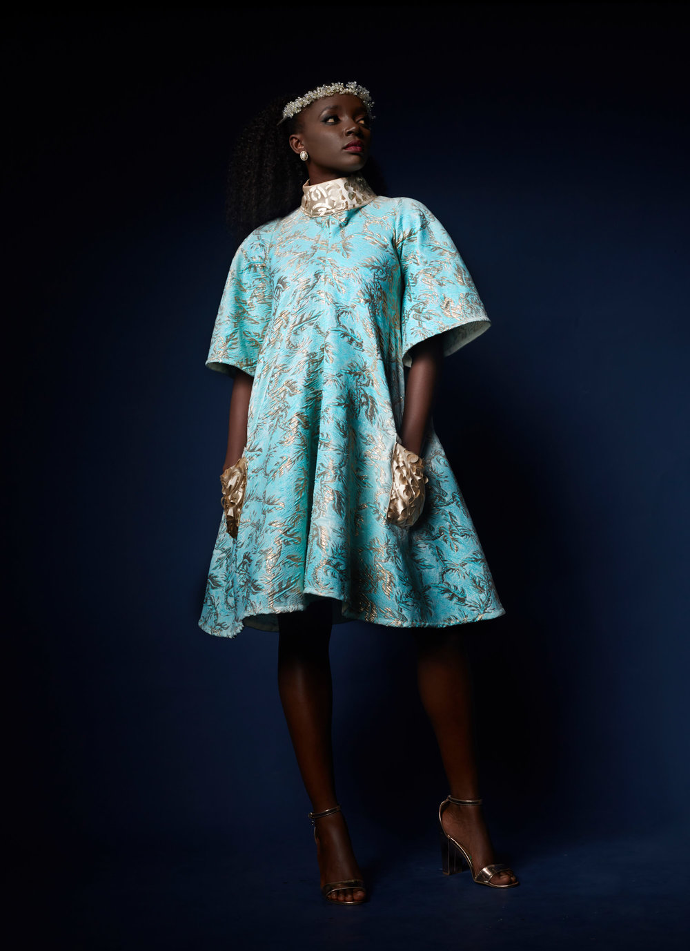 MOD - The Amber Dress