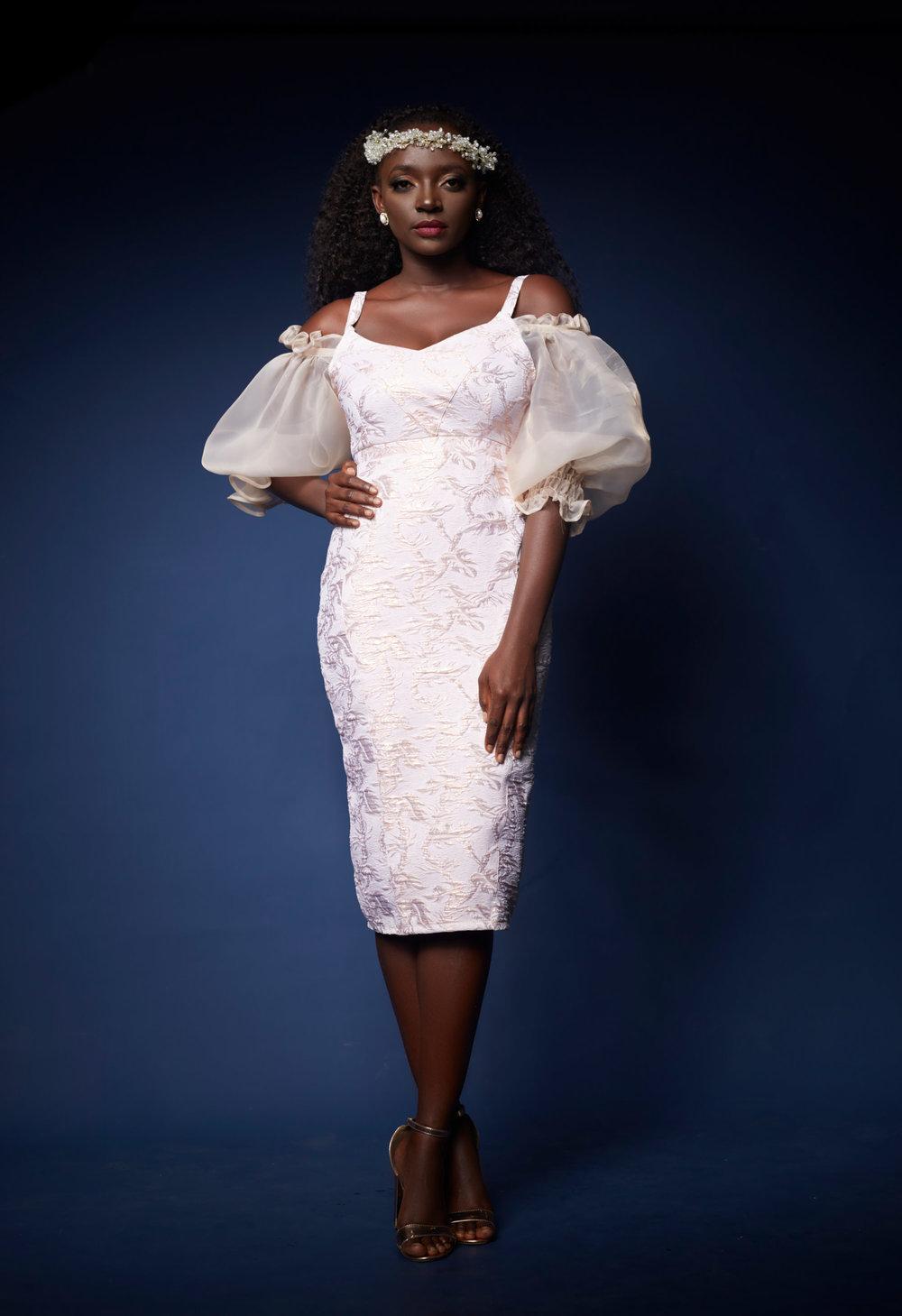 MOD- The CLAUDIA dress