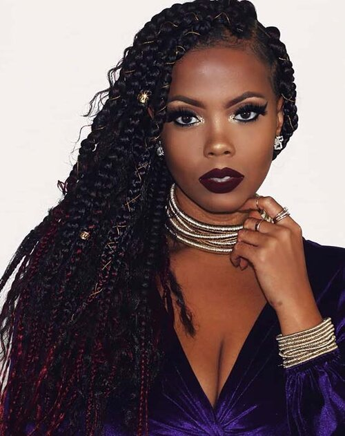 7 Hottest Black Women Braid Styles To Try Next For 2020! — Naa ...