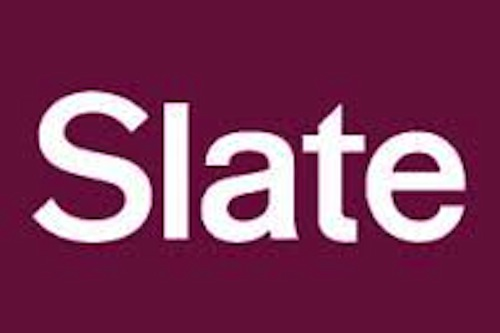 I write the Data Mine column and more for Slate. Read here.