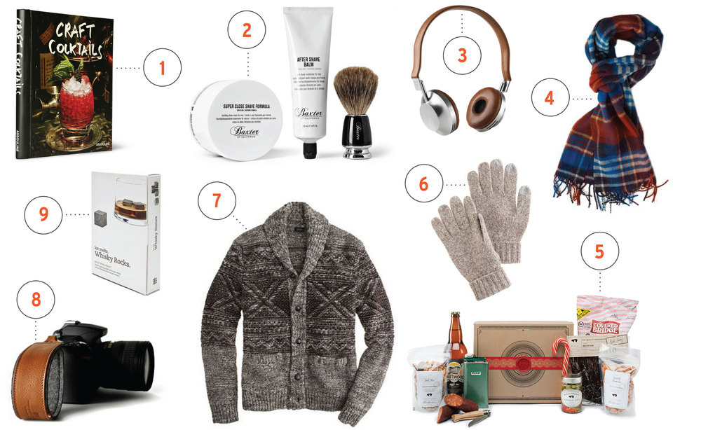 Gifts for him � Tailor Made Tomboy