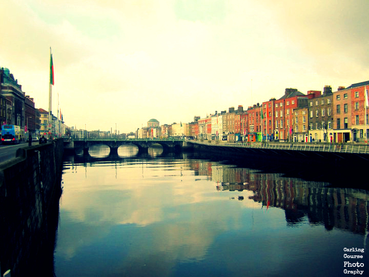 Dublin, Ireland - photo provided by Carling Course