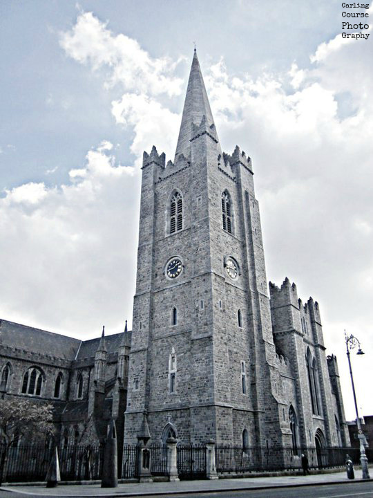 St. Patrick's Cathedral - Photo provided by Carling Course