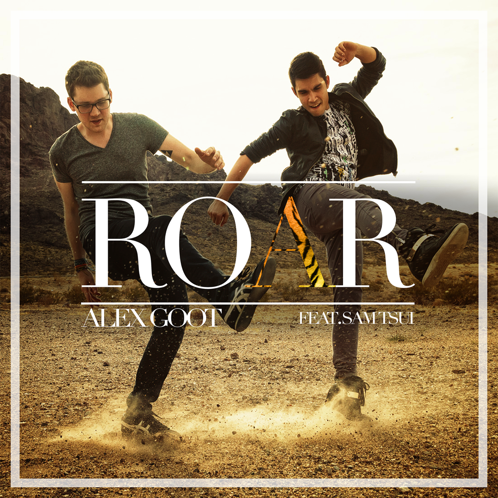 Single Art for  Alex Goot   Collaboration