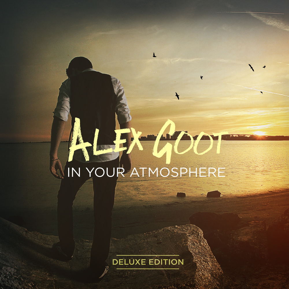 Album Cover for  Alex Goot  's In Your Atmosphere