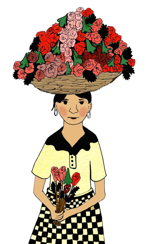 Ramona's Roses