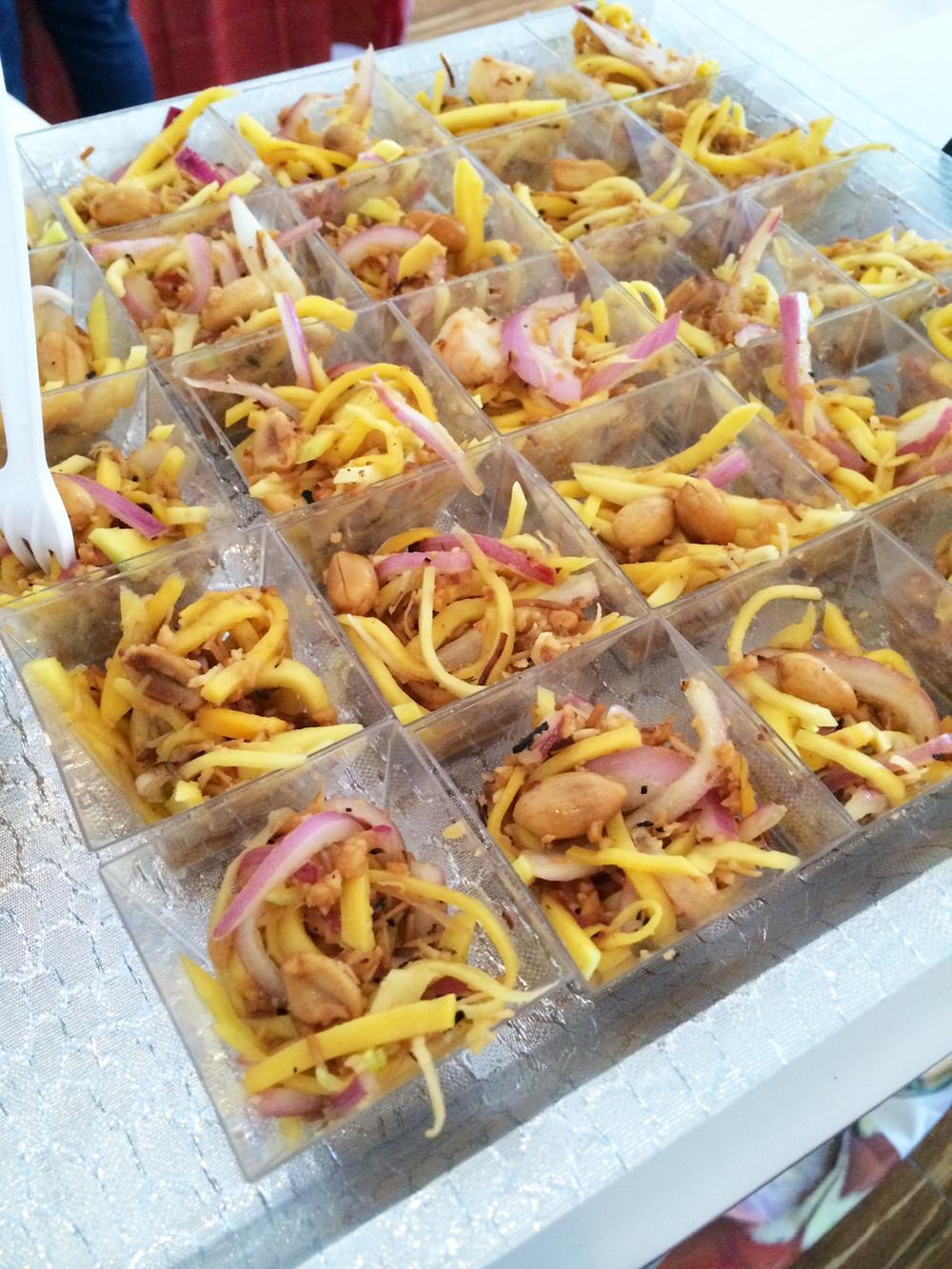 Mango Salad by  Emporium Thai Cuisine