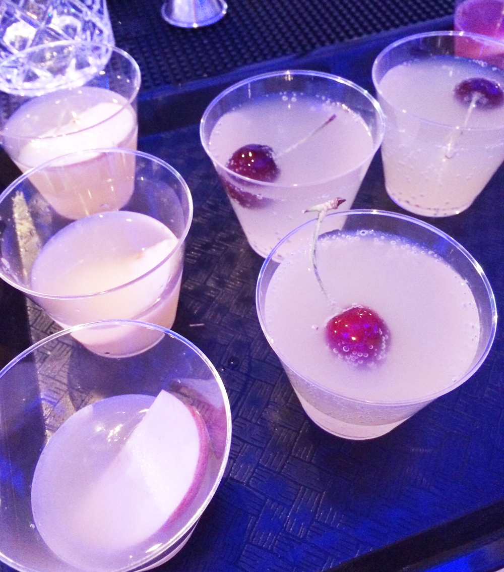 And of course, washed down all the delicious food with these creative concoctions by  Mr. Bartender