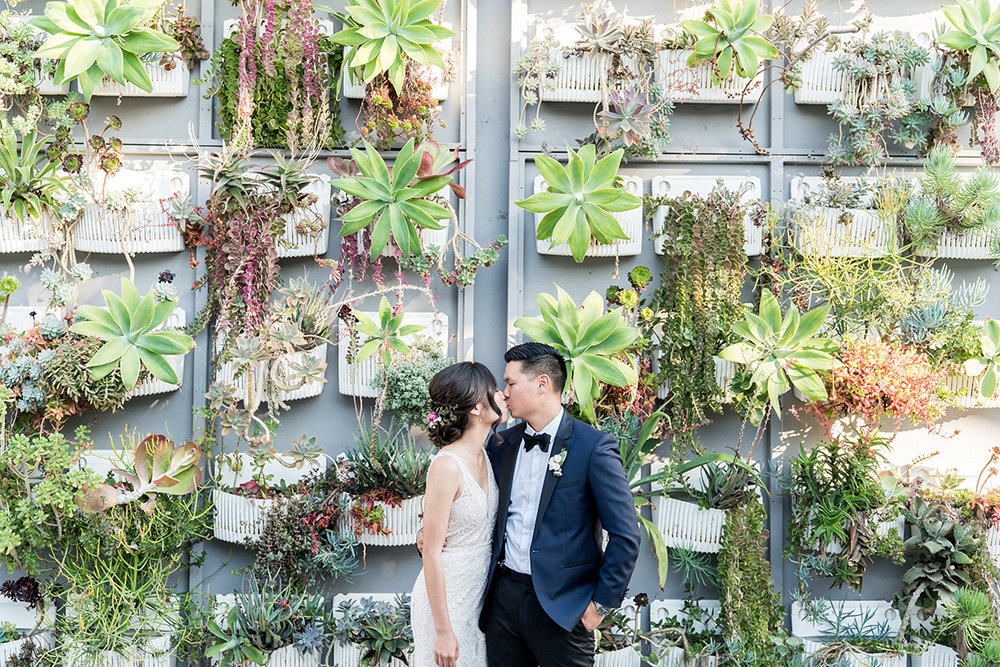 MICHELLE+DAVID - THE COLONY HOUSE