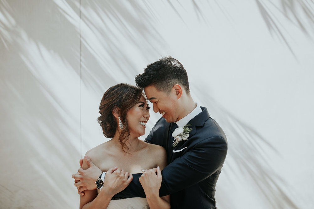GRACE + ERIC - CERRITOS LIBRARY