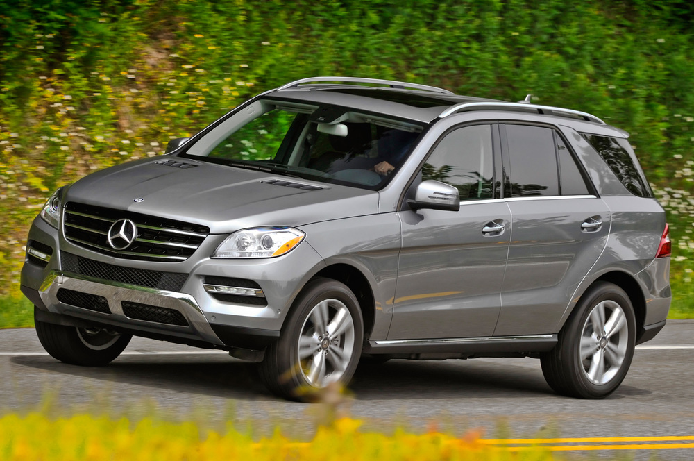 2014 Mercedes-Benz M-Class ML350 4Matic - Price, engine, full ...