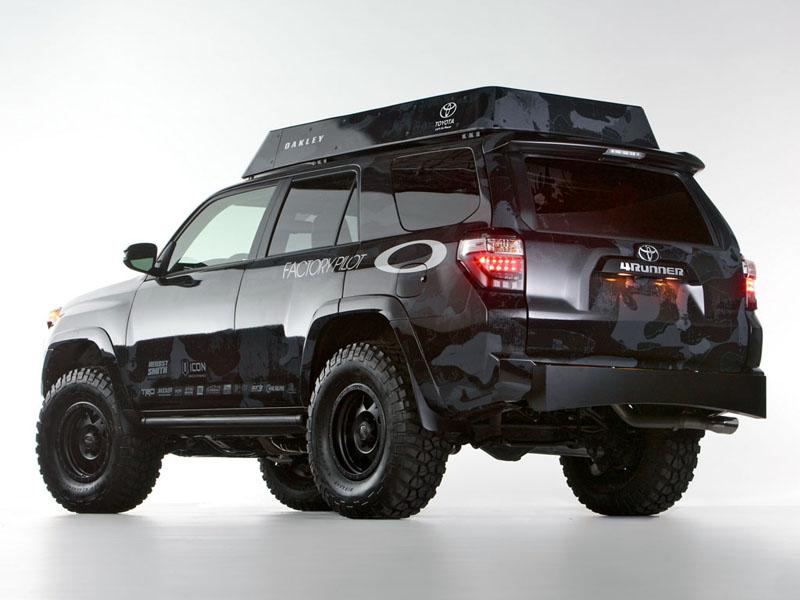 Toyota Trd Pro 4runner Remus Performance Exhausts