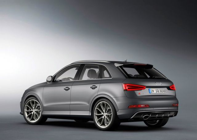 Audi Rs Q3 2015 Remus Performance Exhausts