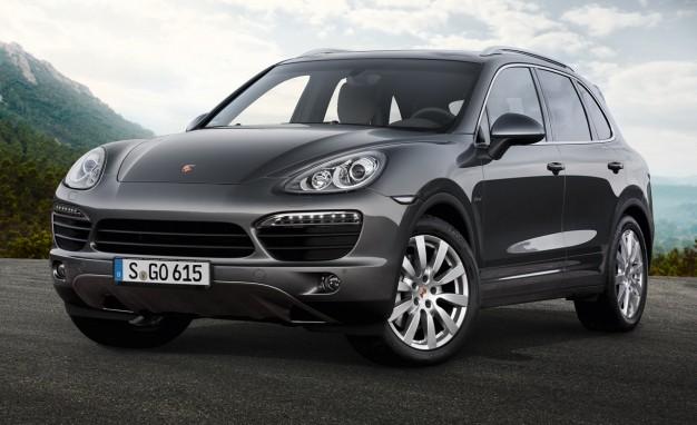 Porsche Cayenne Diesel Remus Performance Exhausts