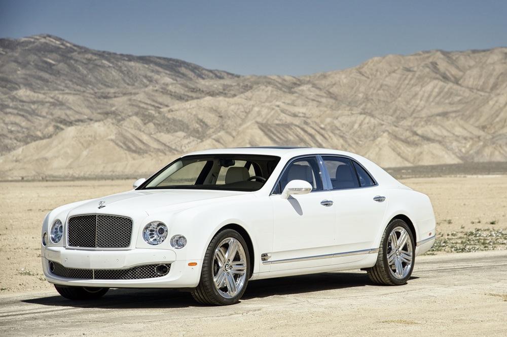 2015 Bentley Mulsanne — Remus Performance Exhausts