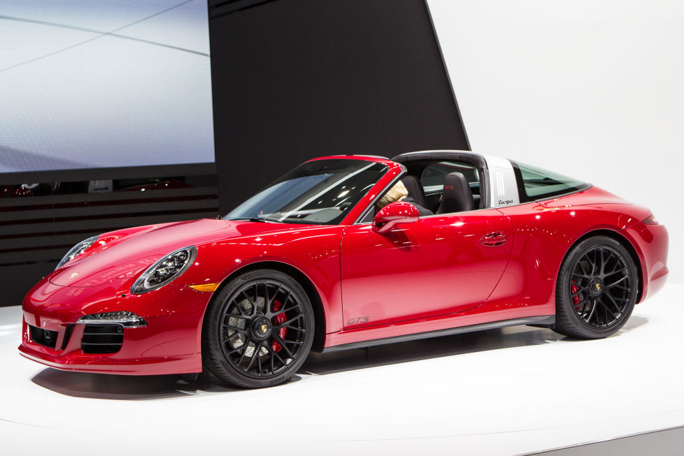 2016 Porsche 911 Targa 4 Gts Remus Performance Exhausts