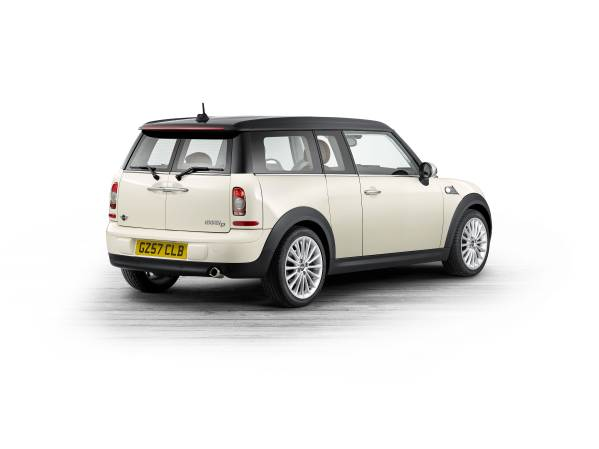 Mini Cooper D Clubman 2015 Remus Performance Exhausts