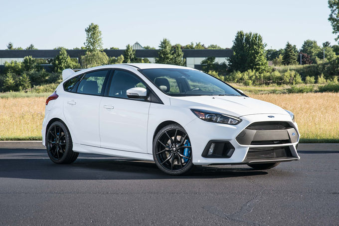 2016 Ford Focus Rs Remus Performance Exhausts