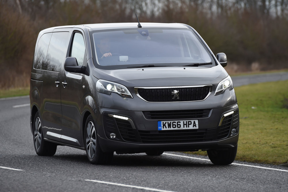 New Peugeot Traveller 2017 Remus Performance Exhausts