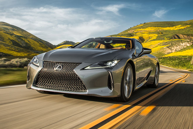 2018 Lexus Lc 500 And Lc 500h Remus Performance Exhausts