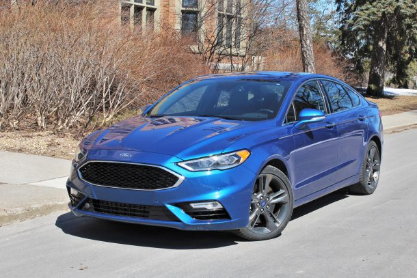 2017 Ford Fusion Sport Remus Performance Exhausts