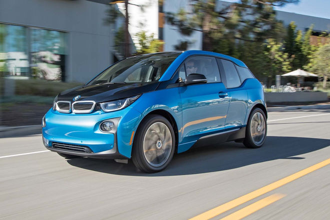 2017 Bmw I3 Range Extender Remus Performance Exhausts