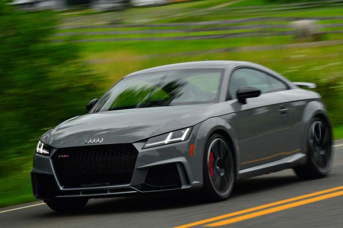 Audi TT RS US Spec Remus Performance Exhausts - 2018 audi tt rs
