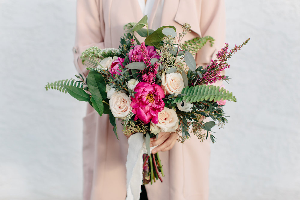 Floral bouquet by Rekindle