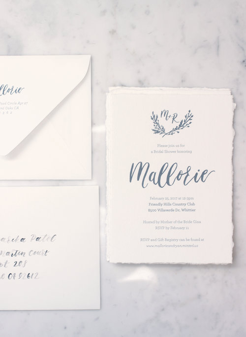 Bridal shower invitation for the classic simple bride chasing wedding invitiation filmwisefo