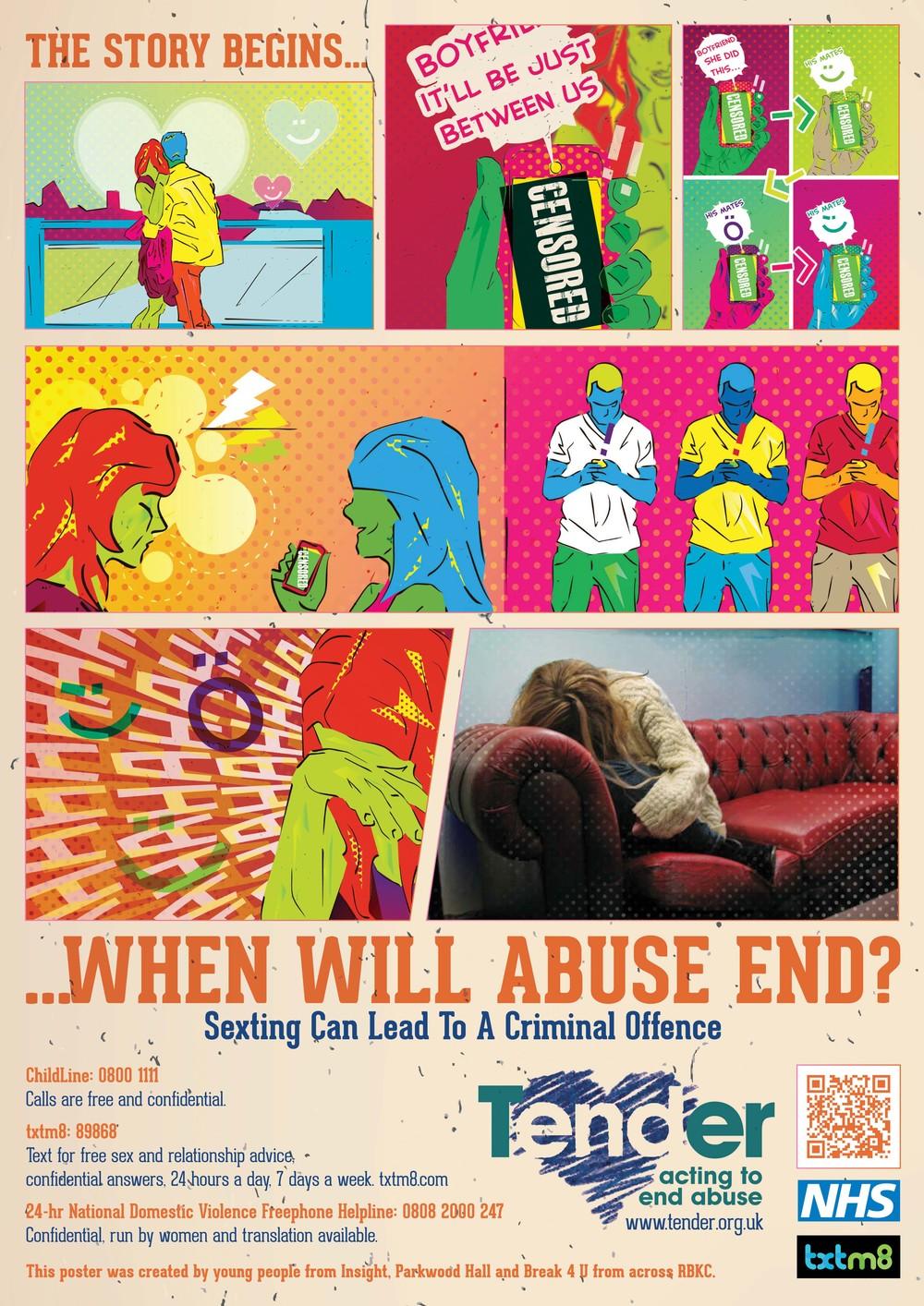 Tender Poster