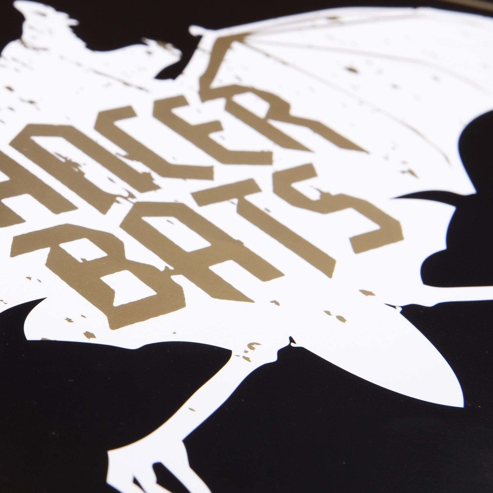 Cancer Bats Gig Poster Detail