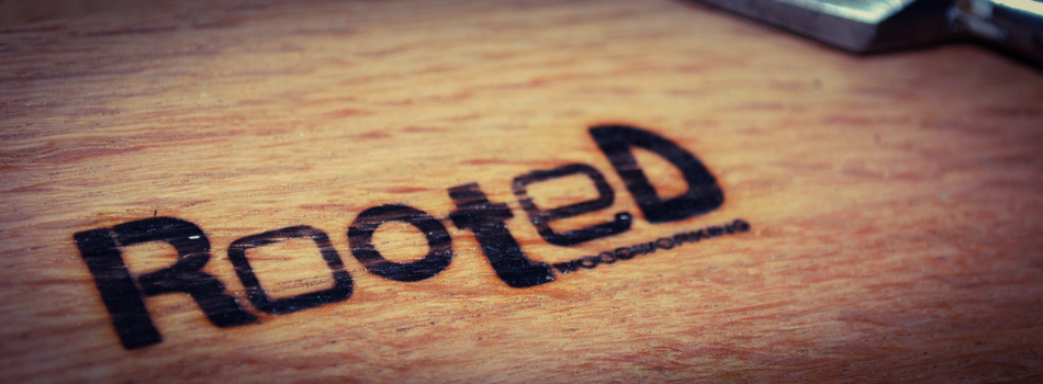 Handcrafted and Custom Wood Products at Rooted Woodworking - Lincoln Nebraska