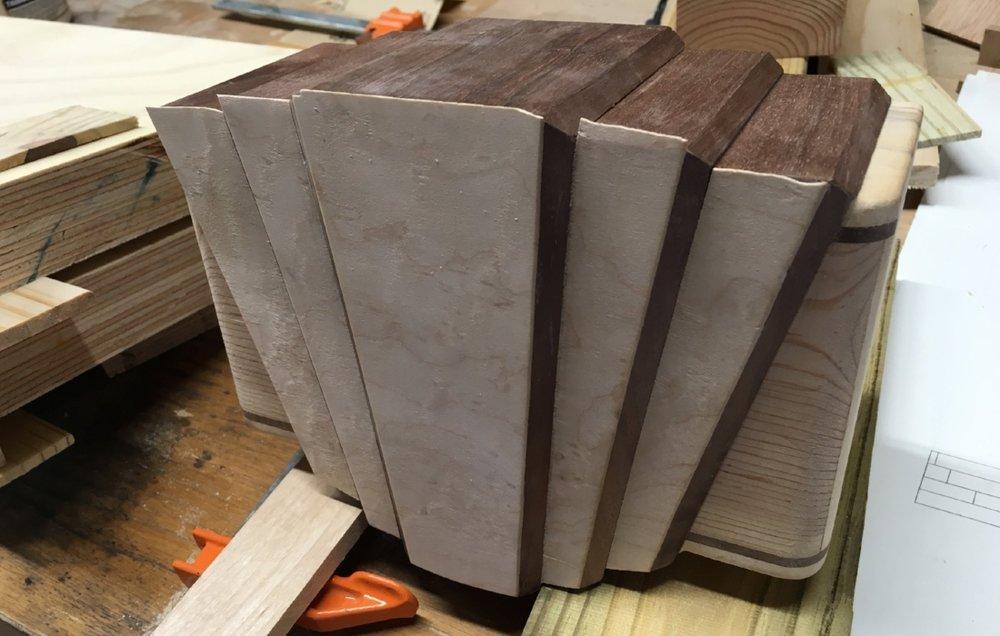 Custom Handcrafted Door Bell Cover