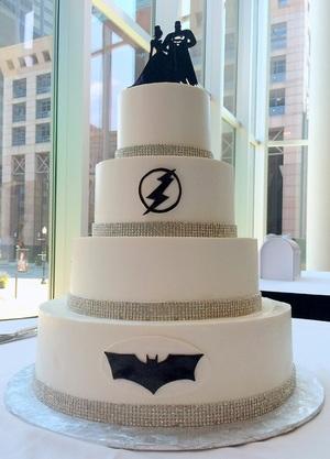 Wedding Cakes — Sweet Surrender Dessert Cafe
