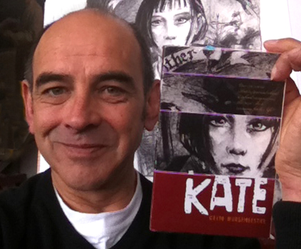 Click above to find out more about Kevin's first novel, 'Kate' available through Morris Publishing Australia. Join Kevin on his tour of the best book blogs on the web throughout December.
