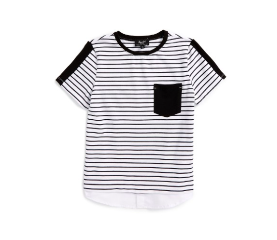 STRIPED TEE - buy here