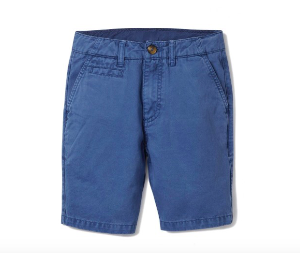 DEMIN CHINO SHORTS - buy here