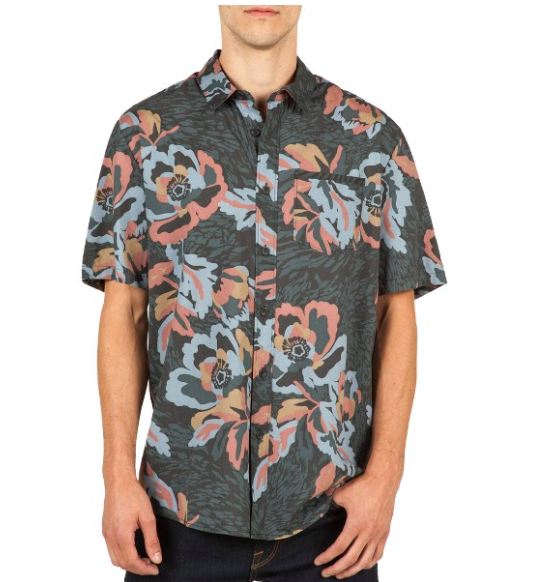VOLCOM BUTTON UP - buy here