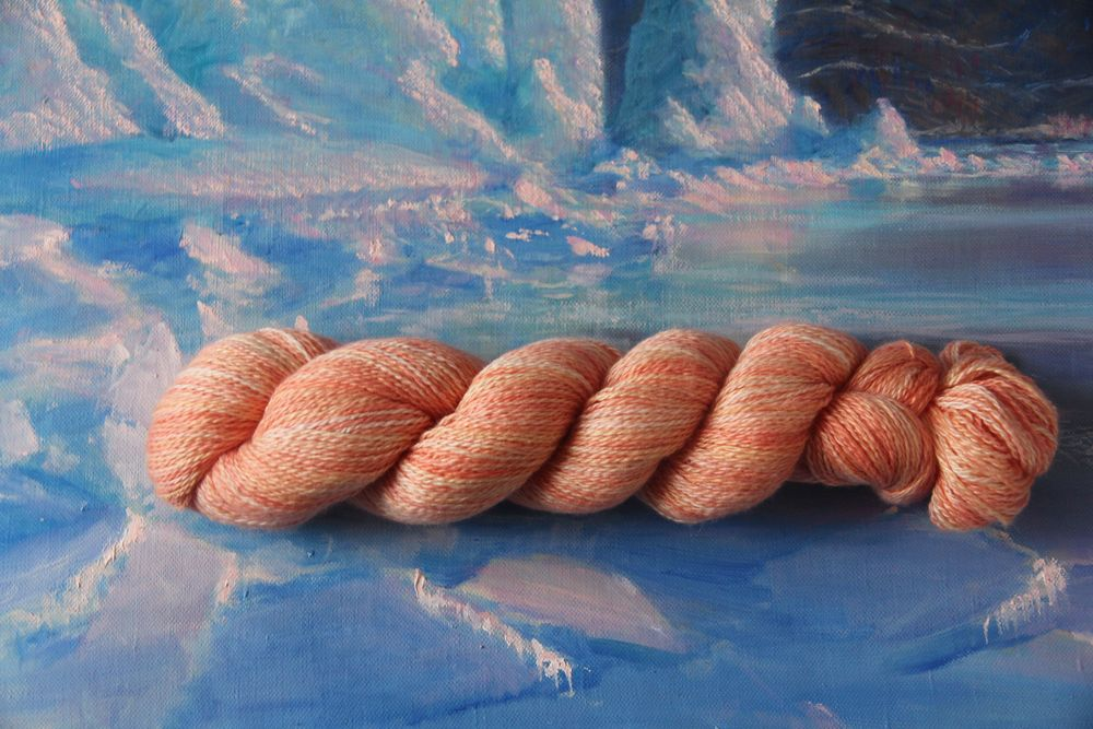 Snow Capped Yarns