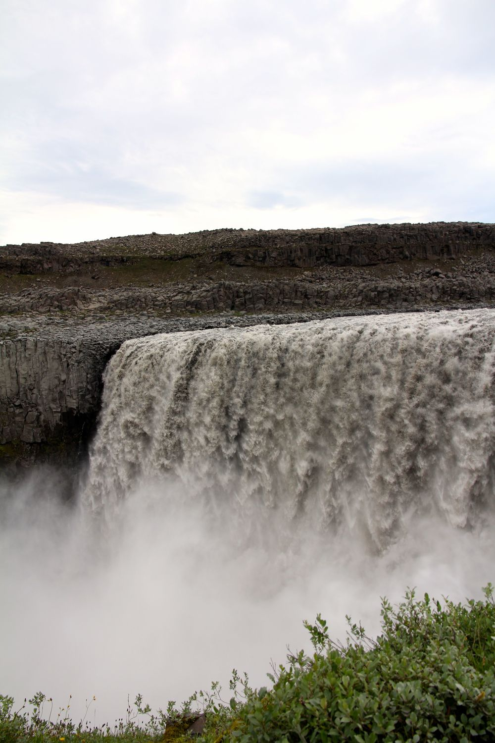 Dettifoss, Europe's Most Powerful Waterfall