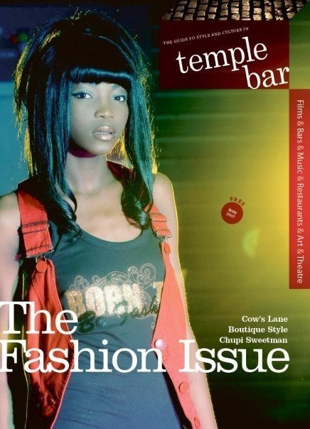 Temple Bar Magazine, Ireland